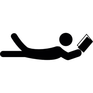 lying-person-reading_318-29356